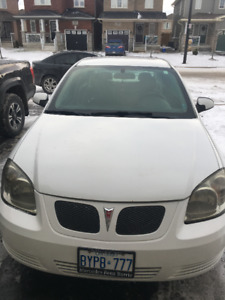 2008 Pontiac G5 Sedan! low kms!