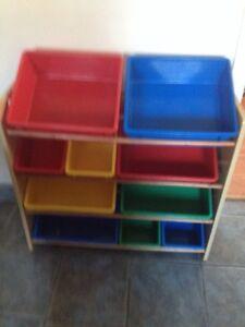 Storage/toy bins