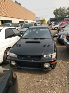 1998 Subaru Impreza 2.5RS