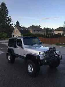 2006 Jeep Unlimited Wrangler