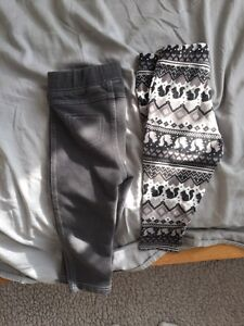 Size 1 - jegging & tights
