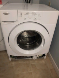 Whirlpool front load washer, needs repairs