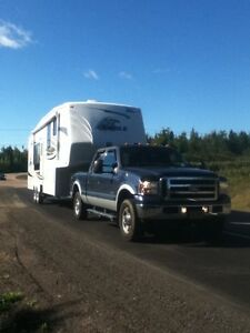 Need to move your TRAVEL TRAILER?? I can Help...