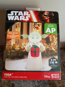just in time for christmas....yoda $30