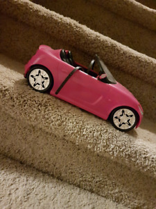 Barbie car