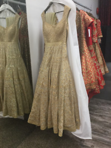 Indian Bridal Gown for sale