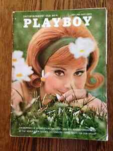 PLAYBOY MAGAZINE JULY 1963