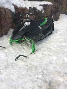 2008 600sno pro with 700 engine