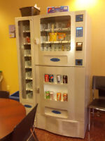 VERY GOOD PRICE:- COMBO SNACK SODA VENDING MACHINES FOR SALE