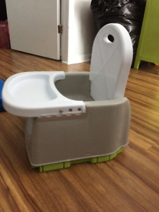*Zobo* Deluxe Feeding Booster Seat