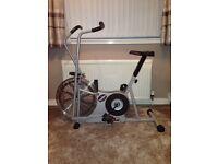 Air exercise bike body sculpture bc 5020