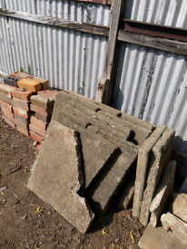 Free House Bricks and Paving Slabs