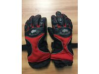 Buffalo motorcycle gloves