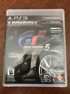 Gran Turismo 5 Video Game