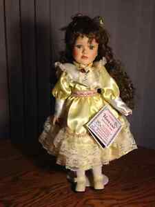 Collectible doll. Limited one year production. 1998 London Ontario image 1