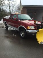 2003 f150 snow plow new price