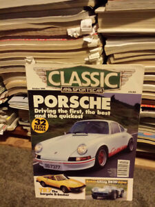 Classic and Sportscar 100 issues between (1994-2004)