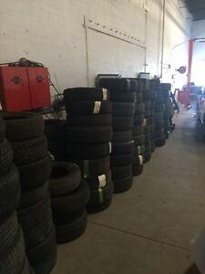 Pneus, tires