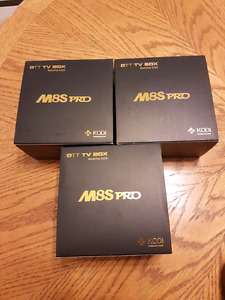M8s pro android tv box