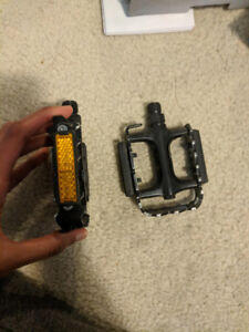 Used bike pedals - great condition