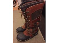 Sorel winter waterproof boots