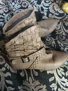 Cute ankle boots and shoes