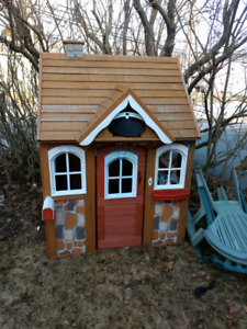 Playhouse for small children