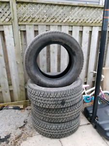 Michelin LTX 275/65R20 LT tire