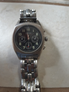 Watches - Fossil and Guess
