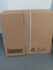 New double wall cardboard boxes