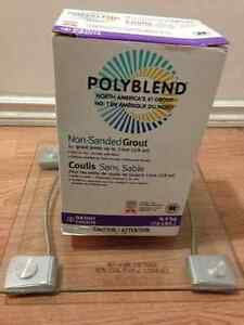 PolyBlend Non-Sanded Bright White Grout