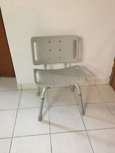 bath chair local health special needs items in toronto gta kijiji classifieds. Black Bedroom Furniture Sets. Home Design Ideas