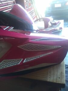 2008 Artic Cat F8 Hood and Windshield parts