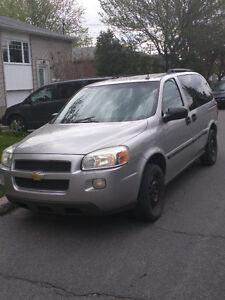 2005 Chevrolet Uplander Familiale