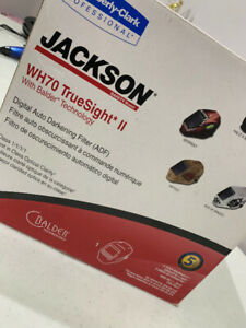 Jackson Safety* WH70 Truesight* II Digital ADF Welding Helmets