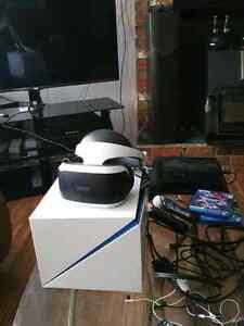 Playstation vr  full kit .