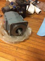 Hydraulic pump and motors