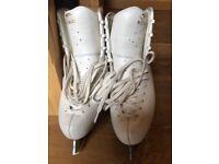 Edea Overture ladies Figure Skates size 5.5