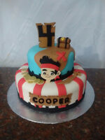 "Birthday, Specialty & Wedding Cakes by ""The Cake Butler"""