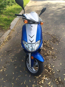 Scooter kymco vitality
