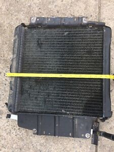 Radiator from 1965 Valiant, should fit other 63 to 65 A bodies
