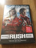 RUSH new* on DVD