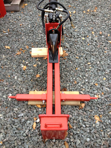 New Log Splitter, vertical or horizontal