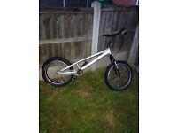 Onza t-pro trials bike