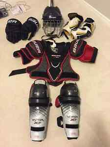 hockey equipment, good conditions
