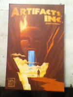 Artifacts Inc. the board game