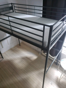 Bunk bed + matresse and Free cover