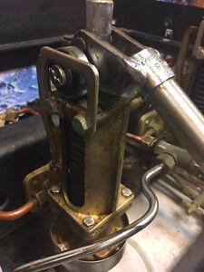 Rancilio Z11 lever group2 espresso machine