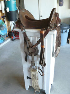 looking for sears cavalry saddle