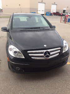2007 Mercedes-Benz B-Class Turbo Hatchback